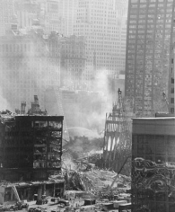 Len Prince, WTC Site, 2001
