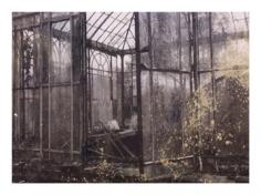 Deborah Turbeville, Glass House: Sonia Rykiel, Facade Magazine, Normandy, France, 1978
