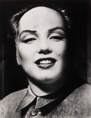 Philippe Halsman  Marilyn-Mao, 1952