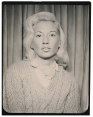 Kali, Photobooth Self Portrait (Passport Photo), Los Angeles, CA, 1966