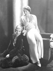 George Hoyningen-Huene, Two women seated