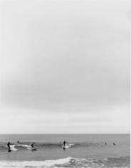 Michael Dweck  Surfing, Montauk, New York, 2002