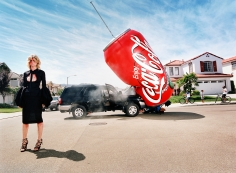 David LaChapelle, I Buy Big Car For Shopping, 2002