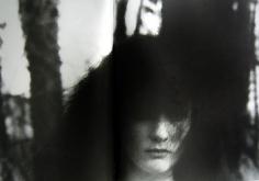 Deborah Turbeville, L'Heure Entre Chien et Loup: Clothing by Blumarine, VOGUE Italia, Montova, Italy, 1977