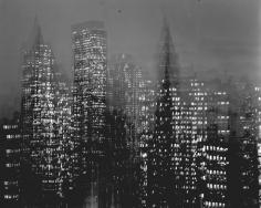 Len Prince, Motion Landscape, New York City, 2001