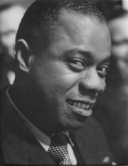 Herbert Matter, Louis Armstrong