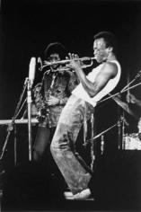 David Gahr, Miles Davis, 1970