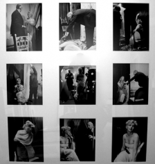 Ed Pfizenmaier,  Marilyn Monroe being photographed by Cecil Beaton