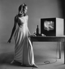 Bert Stern, Twiggy, Paris Collections, Vogue,1967