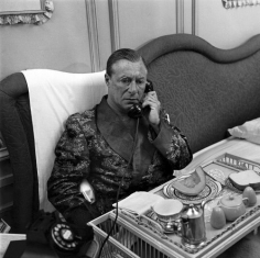 Sid Avery, George Jessel, 1953