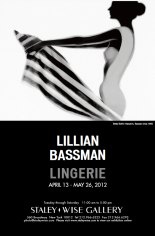 Lillian Bassman, Exhibition Invitation