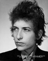 "Daniel Kramer, Bob Dylan, ""Biograph"" Album Cover, 1965"