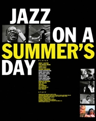 Bert Stern, Jazz On A Summer's Day Poster Rendition