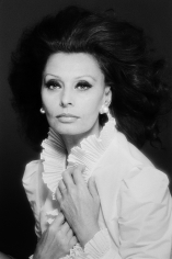 Priscilla Rattazzi, Sophia Loren, 1980