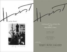 Horst, Exhibition Invitation
