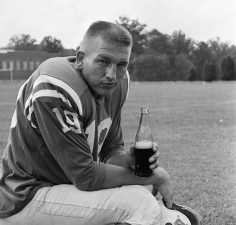 William Helburn, Johnny Unitas, RC Cola, 1962