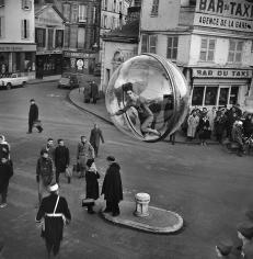 Melvin Sokolsky, Lumiere Street, Paris, 1963