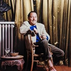 Ormond Gigli, Tennessee Williams, 1954