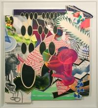 Frank Stella: Working Collages