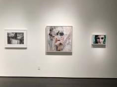 installation photo: Alyssa Monks: Breaking Point, Forum Gallery, New York, NY, October 4 - November 3, 2018