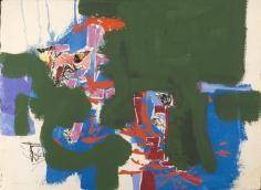 Douglas Denniston, Trojan Wall, 1952
