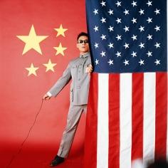 Tseng Kwong Chi, East Meets West Manifesto 1983