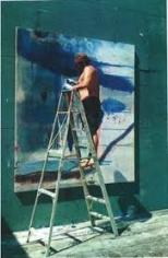 The Artist's Studio   What Julian Schnabel Has in Store