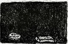 Objects, 1980 lithograph