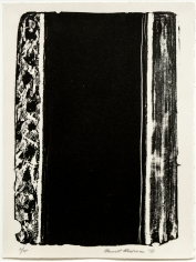 Untitled, 1961 lithograph