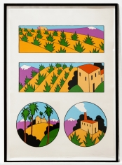 Four Images of New Mexico, 1977