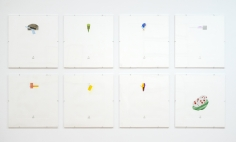 Richard Tuttle: Works On Paper