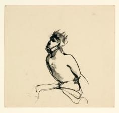 Marjorie Cameron Slaves (for John Fles) 3, 1966