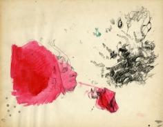 Marjorie Cameron Untitled, n.d.