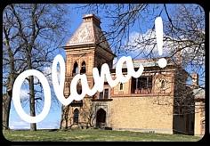 Virtual Video Visit of Frederick Church's home Olana - episode 6.