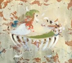 Lazzaro Donati 1959 oil painting.