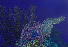 "Sold oil painting ""Treasure Island"" by Nikolina Kovalenko."