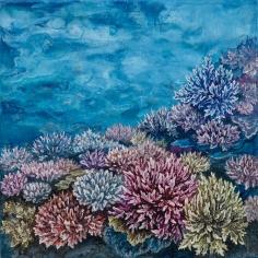 """Nikolina Kovalenko's sold oil painting """"Towards the Sun."""""""
