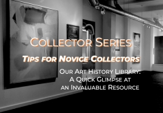Art History Library –An Invaluable Resource