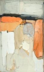 "Rudolf Baranik oil painting entitled ""Girl""."