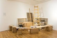 Unfinished Installation 1995 - 2015