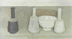 Natura morta, 1954, oil on canvas