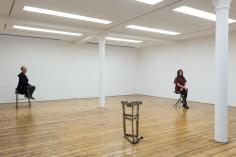 installation view Sprovieri, London 2018