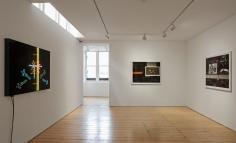 installation view Sprovieri, London 2016