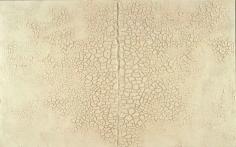 Grande bianco,1971, cretto bianco