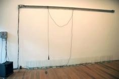 acusma exhibition view, 2010