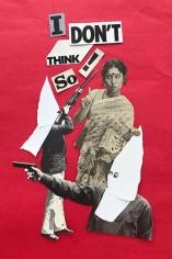 Nisha Sethi, I Don't Think So, 2018, Digital print on paper, 16 x 12 in