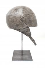 Katja Larsson   Icarus 10.7, 2020  Bronze  11h x 11w x 16d in  1/3