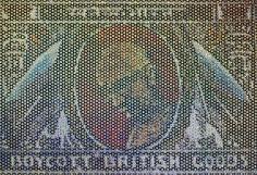 Vivek Vilasini   Through the looking glass (boycott british goods), 2007  Archival print on hahnemuhle photo paper  60 x 40 in