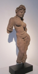 Surasundari (Celestial Female) Central India 11th century Sandstone Height: 26 in.