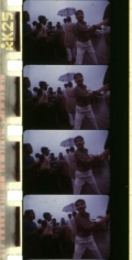 Ashish Avikunthak Film strip from Kalighat Fetish 1999 16 mm film 23 min.
